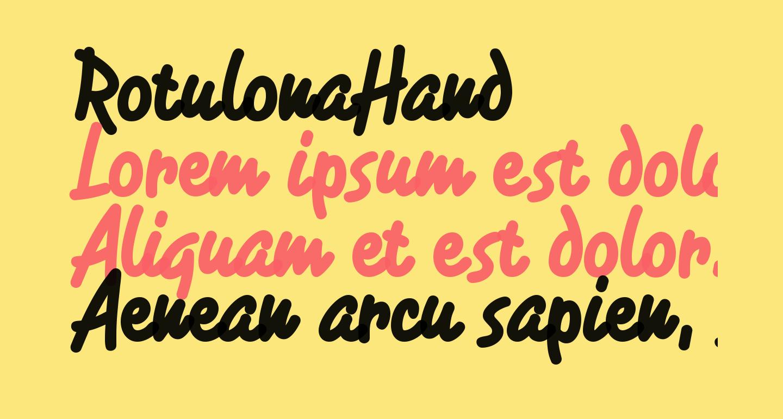 RotulonaHand