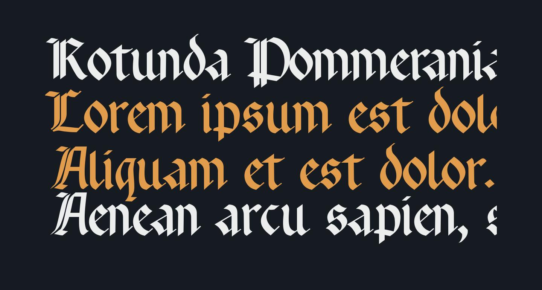 Rotunda Pommerania UNZ1A