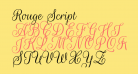 Rouge Script
