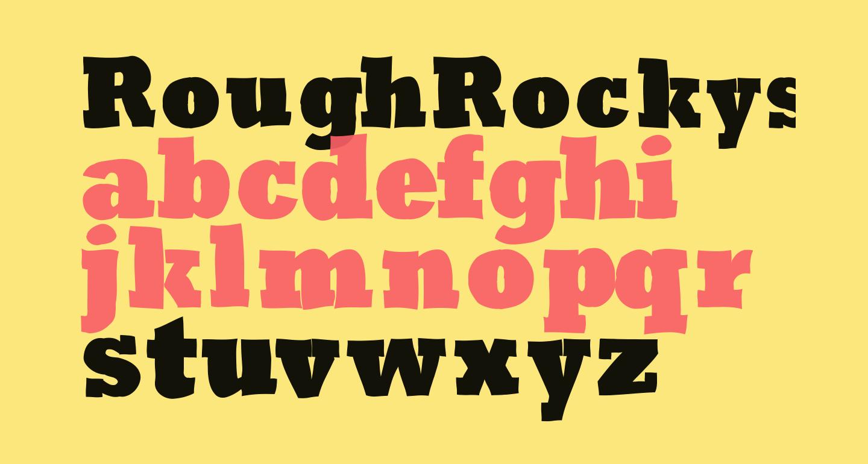 RoughRockys