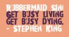Rubbermaid Single