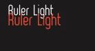 Ruler Light