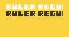 ruler Regular
