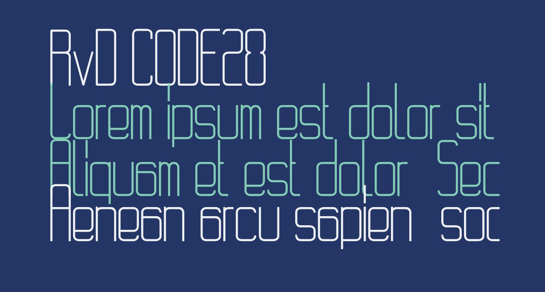 RvD_CODE28