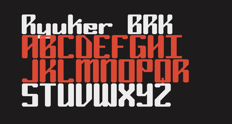 Ryuker BRK