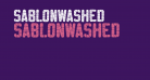 SablonWashed