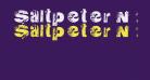 Saltpeter N Fungus