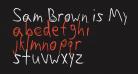 Sam Brown is My Hero