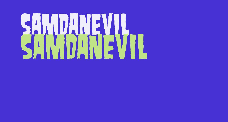 SamdanEvil