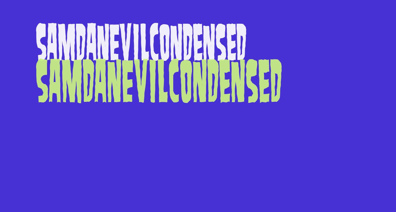 SamdanEvilCondensed