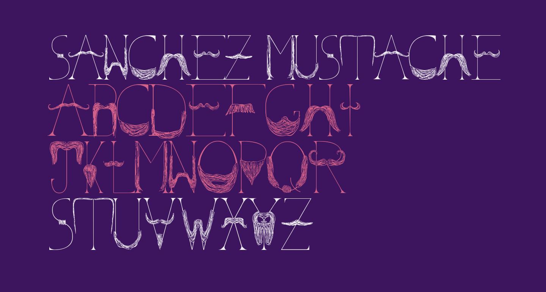 Sanchez Mustache