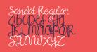 Sandat Regular