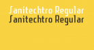 Sanitechtro Regular