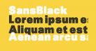SansBlack