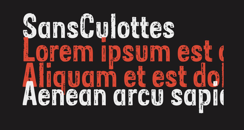 SansCulottes