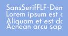 SansSerifFLF-Demibold