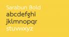 Sarabun Bold
