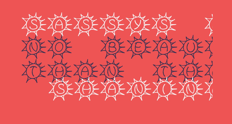 Sassys Sonne