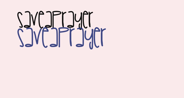 SaveAPrayer