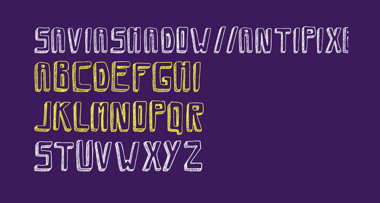 SaviaShadow//ANTIPIXEL.COM.AR