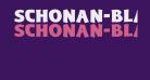 Schonan-Black