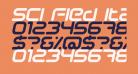 Sci Fied Italic