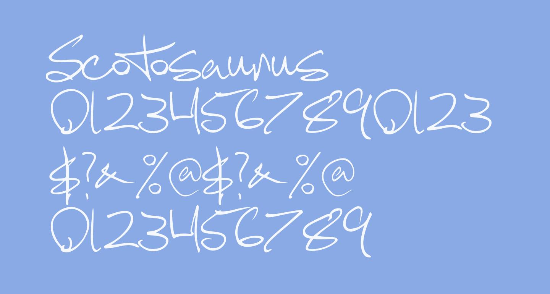 Scotosaurus