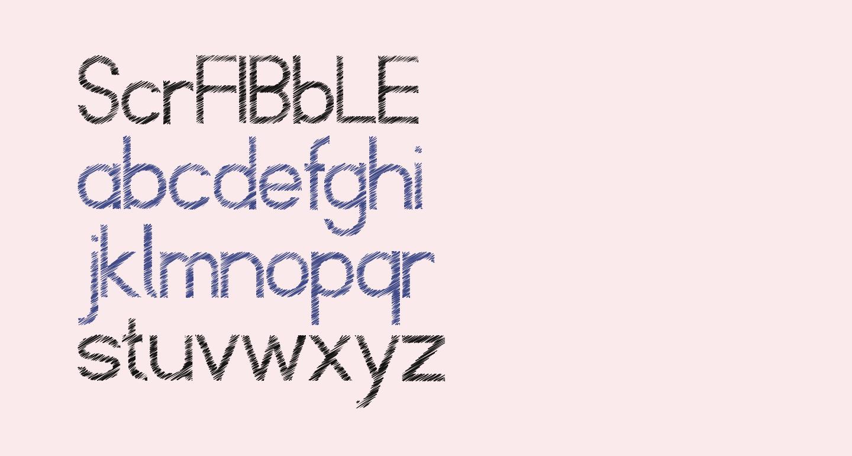 ScrFIBbLE