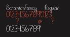 ScrantonFancy-Regular