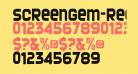 Screengem-Regular