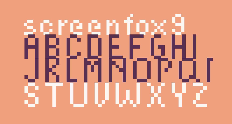 screenfox9