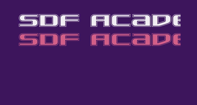 SDF Academy