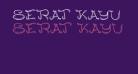 SERAT KAYU