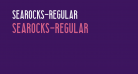 Searocks-Regular