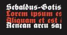 Sebaldus-Gotisch