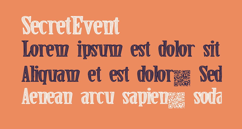 SecretEvent