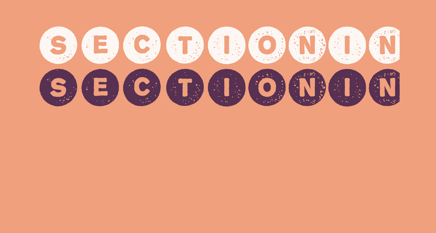 SectionIntersection