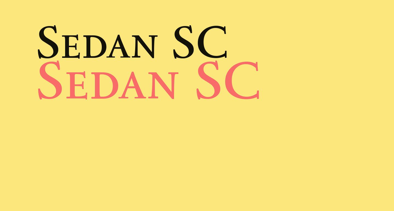 Sedan SC