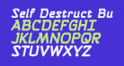 Self Destruct Button BB Bold