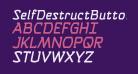 SelfDestructButtonBB-Italic