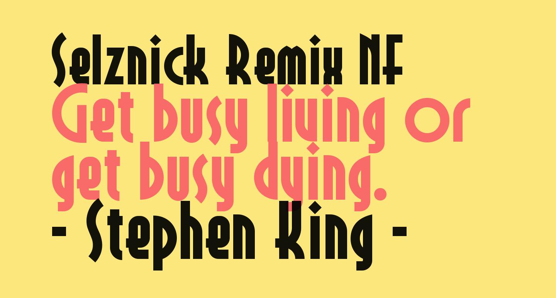Selznick Remix NF