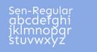 Sen-Regular
