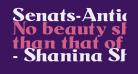Senats-Antiqua