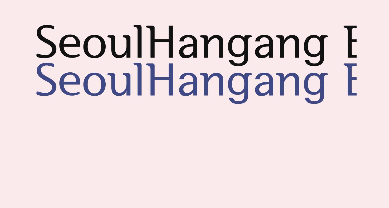 SeoulHangang B