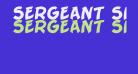 Sergeant SixPack