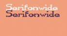 Serifonwide