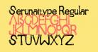 Serunaitype Regular
