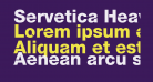 Servetica Heavy