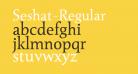 Seshat-Regular