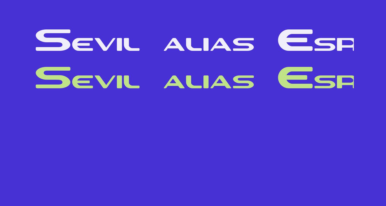Sevil alias Esra Lite